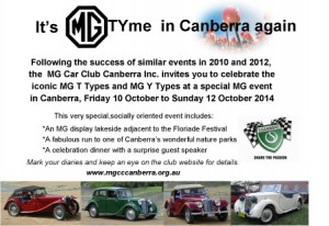 MG TYme 2014 with Shannons 1