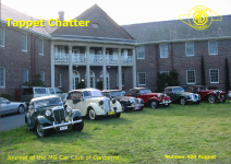 Tappet Chatter August 2015 Cover