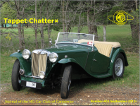Tappet Chatter Cover