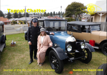 Tappet Chatter Cover August 2016