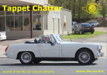 Tappet Chatter June 2015 Cover